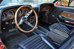 Mach 1 interior