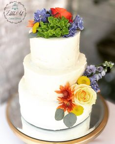 Wedding Cakes, Fresh, Desserts, Food, Tailgate Desserts, Deserts, Wedding Pie Table, Essen, Cake Wedding