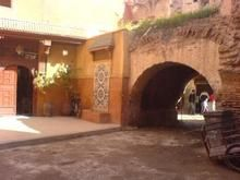 Riad Amssafah Hotel: Great place to be in Marrakech