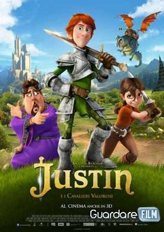 Guardate Justin e i cavalieri valorosi in Streaming in Italiano su http://www.guardarefilm.com/streaming-film/237-justin-e-i-cavalieri-valorosi-2013.html