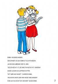 Læs let - Emma, Jacob og Misser - Printland