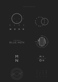 #brand #identity #branding #typeface #logo #logotype #font #bluemoon #book #editorial #fuente #diseño #design: