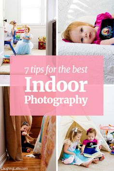 Indoor photography tips to reduce noise, eliminate grain and capture stunning photos indoors! Great indoor child photography tips for any mom! Indoor Photography Tips, Photography Basics, Photography Tips For Beginners, Photography Lessons, Photography Editing, Book Photography, Photography Business, Light Photography, Digital Photography