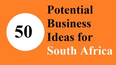 50 Potential Business Ideas for South Africa with Small Investment - Business Daily 24 Manufacturing Business Ideas, Rustic Gallery Wall, Own Business Ideas, Be Your Own Boss, Best Investments, South Africa, Investing, Tech Companies, Key