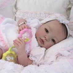bebê reborn bruna boneca linda barata pronta entrega