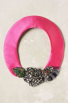 Bewitched Bloom Collar - Anthropologie.com