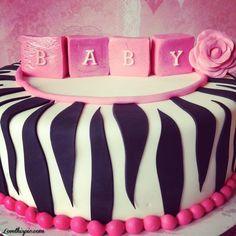 Baby shower zebra cake baby shower baby shower ideas baby shower food baby shower cake baby girl
