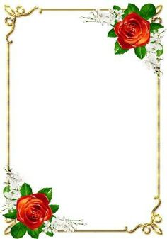 wow this Boarder Designs, Frame Border Design, Page Borders Design, Photo Frame Design, Flower Background Wallpaper, Flower Backgrounds, Picture Borders, Boarders And Frames, Borders For Paper