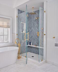 Bathroom Renos, Bathroom Renovations, Small Bathroom, Bathroom Ideas, Small Master Bath, Bathroom Designs, Spa Master Bathroom, Budget Bathroom, Bathroom Vanities