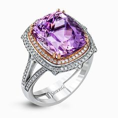 Can't wait to see this amazing ring on my finger at the Simon G. Trunk Show on Friday, April 24th at Ben Garelick Jewelers.