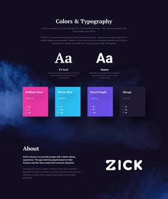 Zick App on Behance Graphic Design Tips, App Design, Layout Design, Logo Design, Neon Colour Palette, Ui Color, Website Design Inspiration, Graphic Design Inspiration, Le Web