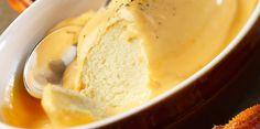 Quenelle de brochet au beurre d'écrevisse