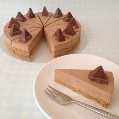 Toblerone Cheesecake!