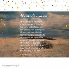 Weihnachtswunsch Winterlandschaft Digitalart Poesie Verse Zu Weihnachten Wie Weichnachten Einmal War