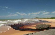 Resultado de imagem para praia de guarapari