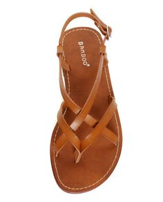 Bamboo Cable 03 Chestnut Strappy Thong Sandals -... — | Wicker Furniture Blog www.wickerparadise.com