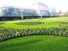 Kew Gardens Londres - Palm House Parterre