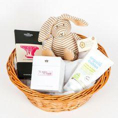 Yummy Mummy Baby Shower Gift Basket
