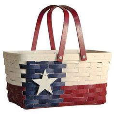 By Popular Demand! The Longaberger Texas Star Basket that is currently offered during our special events in Texas is now available — but only for a limi...