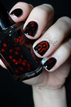 World of Warcraft nail art