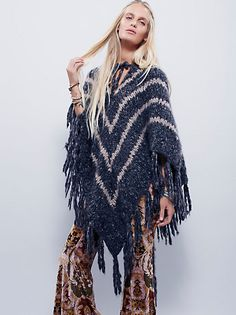 Poncho | Free People HW15