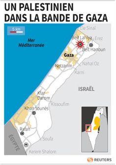 Un Palestinien tué dans la bande de Gaza - http://www.andlil.com/un-palestinien-tue-dans-la-bande-de-gaza-78531.html
