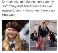 #jennyhumphrey #littlej #gossipgirl