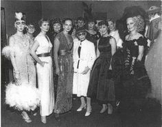 Edith Head and some of her creations