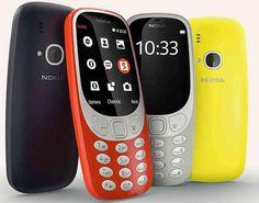 #MWC17  Nokia 3310
