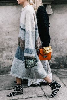 MFW Street Style I | Collage Vintage... - Total Street Style Looks And Fashion Outfit Ideas