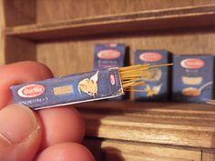 miniature pasta Barilla
