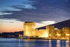 Visit Croatia � Beautiful Country at Adriatic Sea - Historical Core of Trogir, Croatia