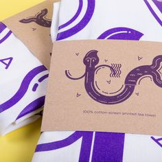 Tea towels are one of our most popular products! They look splendid with custom packaging. Thanks to https://hassle.com/uk