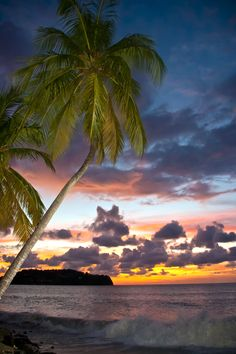 Saint Lucia byClive Hollingshead
