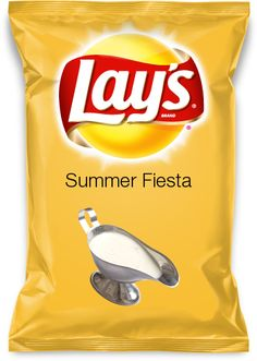 Summer Fiesta  Don't Let Summery Pass.  Try the New cool & spicy southwestern Fiesta Ranch  Flavor.  It's is simply deliciously good.  A taste of Summer!