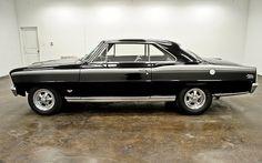 1960 Chevy Nova Super Sport