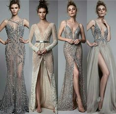 Pin by Kelly Biagioni on vestido formatura in 2019 Gala Dresses, Dress Outfits, Fashion Dresses, Elegant Dresses, Pretty Dresses, Formal Dresses, Couture Wedding Gowns, Couture Dresses, Beautiful Gowns