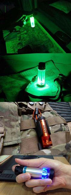 Glo-Toob© AAA Survival Kit Emergency Light, 3-Mode Omnidirectional, EDC Waterproof Light, Camping, Hiking, RV, Sports @aegisgears