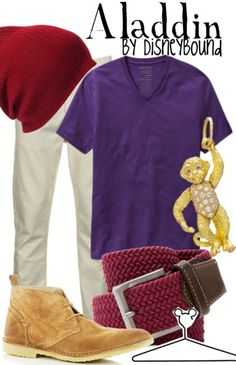 Aladdin. I kind of like this one too. Probably different kicks though.