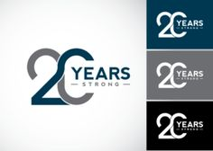 Be inspired by these anniversary Logos - Get your own perfect anniversary logo design at DesignCrowd! Company Anniversary, 20 Year Anniversary, Anniversary Logo, Logos, Branding Design, Logo Design, Event Logo, Creative Hub, Animal Logo
