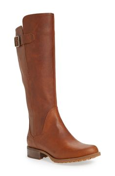 Timberland 'Banfield' Waterproof Knee High Boot (Women) available at #Nordstrom- size 6.5