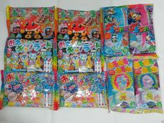 Kracie 10pcs Set 5 Kinds of Cute and Delicious Japanese DIY Candy Kits Kawaii | eBay http://www.ebay.com/itm/331201313884?ssPageName=STRK:MESELX:IT&_trksid=p3984.m1558.l2649