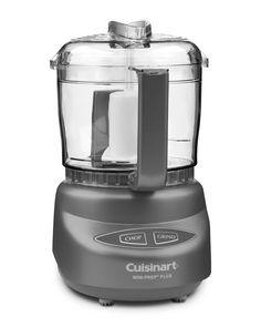 "Cuisinart ""Mini-Prep® Plus"" 9.25in Stainless Steel Processor is on Rue. Shop it now."