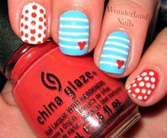 These would be perfect for fourth of July!!!