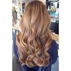 Base smudge, balayage, gloss and haircut by Lauren from Salon Drew in Los Alamitos, CA