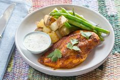 This recipe, adapted from Blue Apron, is typical of the kind of familiar-yet-creative fare consumers love about meal-kit delivery services. It breathes new life into dinnertime favorites — in this case, boneless chicken breast and green beans — with a simple Peruvian flavors. Roasting the chicken and potatoes on one sheet pan keeps cleanup easy. Blue Apron [...]