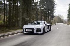 Upgrade für das Audi R8 Fahrwerk: KW Gewindefedern sorgen für eine stufenlose Tieferlegung