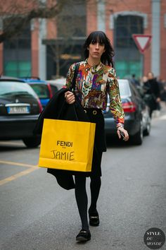 Jamie Bochert by STYLEDUMONDE Street Style Fashion Photography