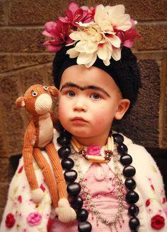 belaquadros:    Baby frida