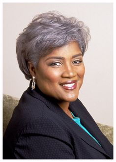 "Donna Brazile - Political Commentator for CNN and Chair of the Voting Rights  Institute. She lobbied to get a playground installed in her neighborhood when she was only 9 years old. Now, ""Donna Brazile is a veteran Democratic political strategist, adjunct professor, author, and syndicated columnist."" http://donna.segmentedmedia.com/"